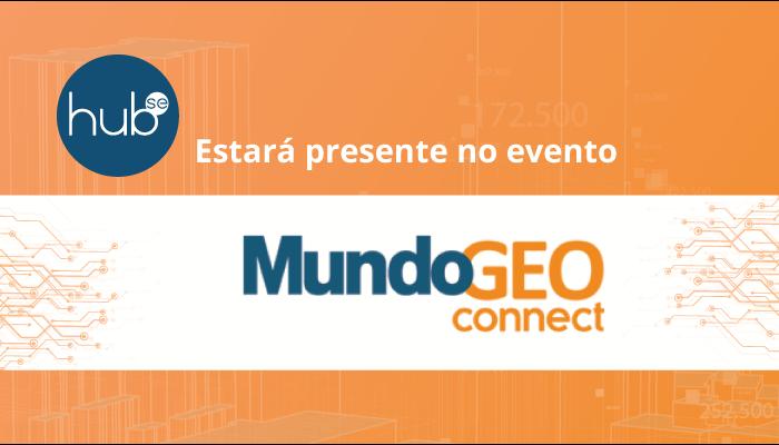 Hubse estará presente no evento online MundoGEO Connect